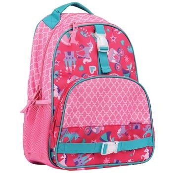 c5ba7c1a658 Irokids Παιδικό Σακίδιο Πλάτης All Over Print BackPack Princess - Stephen  Joseph